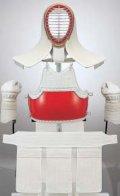 《九櫻》剣道防具 白造り女子用最適品 少年用