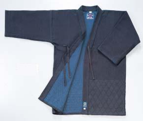 《九櫻》剣道衣 特上総手刺正藍二重