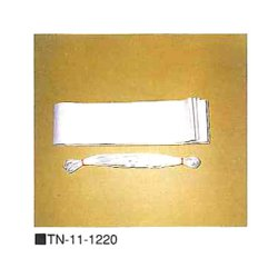 画像1: 取替用白帯