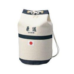 画像1: 《九櫻》柔道スポーツバッグ(日の丸入り)