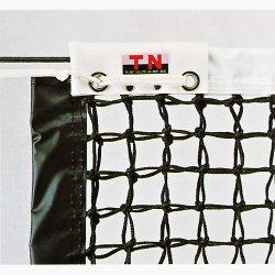 画像1: 硬式テニスネット 上段ダブル サイドブレース方式