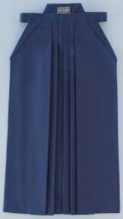 画像1: 《九櫻》8000番正藍袴